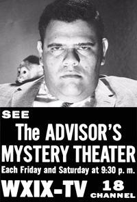 Advisor's Mystery Theatre poster